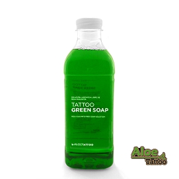 Green Soap Aloe Tattoo 1L (+ALANTOINE))