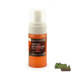 Tattoo Aftercare Cleansing Foam 125 ml